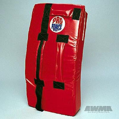 Proforce Karate Kick Shield Punch Pad - Red - Sedroc Sports