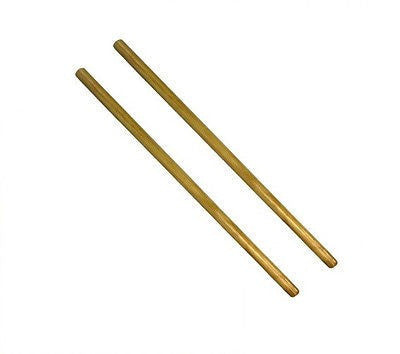 "2 Deluxe Escrima Fighting Sticks Rattan Eskrima Kali Silat Arnis Stick 26"" Pair - Sedroc Sports"