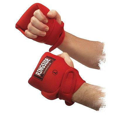 Ringside Boxing Weighted Gloves Shadowboxing Fitness Workout Training 4 or 6 lbs - Sedroc Sports