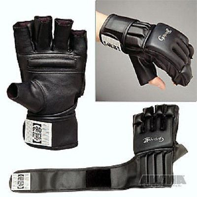 Proforce MMA Wrist Wrap Grappling Gloves - Large