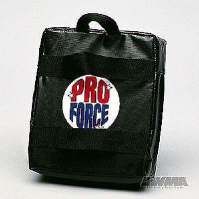 ProForce Square Hand Target Karate Punch Pad - Black - Sedroc Sports