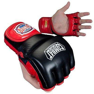 Combat Sports MMA Fight Gloves - Sedroc Sports