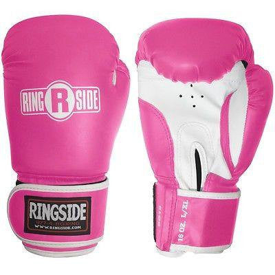 Ringside Boxing Striker Womans Training Gloves - Pink