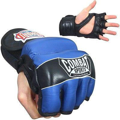 Combat Sports MMA Hybrid Fight Gloves - Sedroc Sports