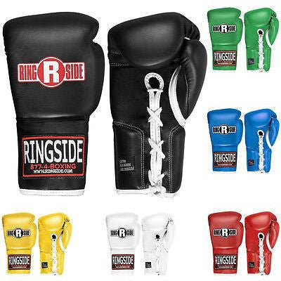 Ringside Boxing Pro Competition Fight Gloves