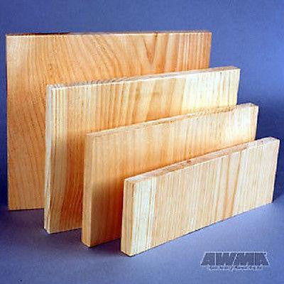 4 Wooden Breakable Boards - Sedroc Sports