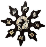 Set of 15 Ninja Rubber Throwing Stars Practice Foam Shuriken New - 15 Pack - Sedroc Sports