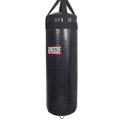 Ringside Boxing Medium Unfilled Vinyl Heavy Bag - 70 lb