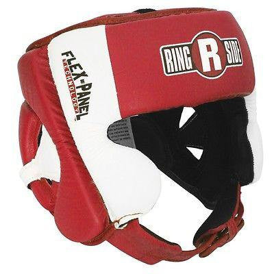 Ringside Boxing Elite Amateur Flex Panel Competition Headgear - Red