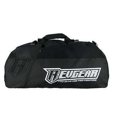 Revgear MMA Transformer Equipment Gym Gear Duffel Bag Backpack