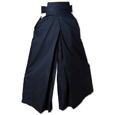 ProForce 7.5 oz. Kendo Hakama - Black - Sedroc Sports