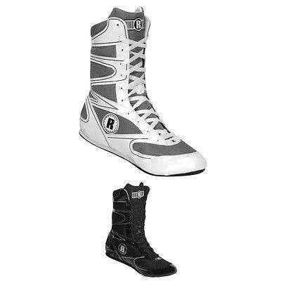Ringside Undefeated Boxing Shoes High Top Boots Youth and Adult Size - Sedroc Sports