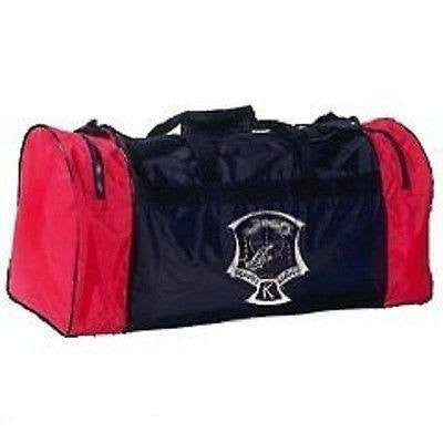 Kenpo Karate Gear Equipment Bag for Gym Supplies Martial Arts Training Duffel - Sedroc Sports