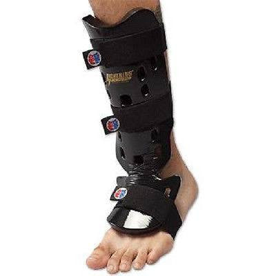 Proforce Karate Shin Guards Taekwondo Instep Guard - Black