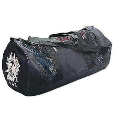 Mesh Karate Gym Duffel Bag