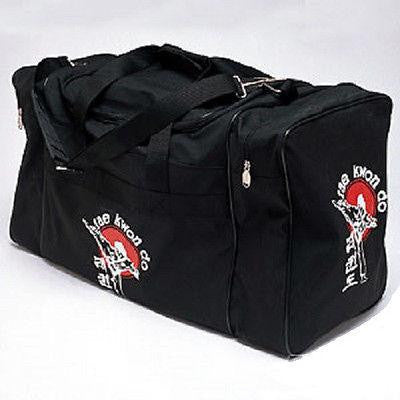 ProForce Taekwondo Locker Gear Bag TKD Equipment Gym Training Duffle Bag - Black - Sedroc Sports