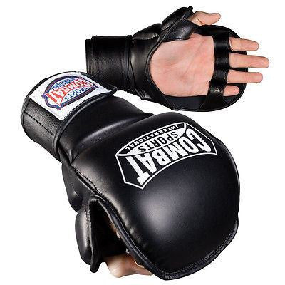 Combat Sports MMA Sparring Gloves - Sedroc Sports