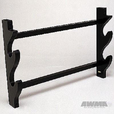 2 Sword Wall Rack Display - Sedroc Sports