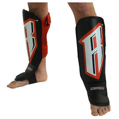 Revgear MMA Freestyle Grappling Shin Guards - Sedroc Sports