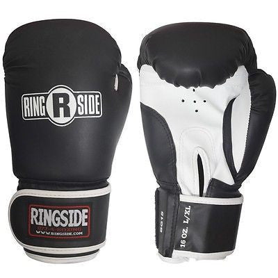 Ringside Boxing Striker Training Gloves - Black