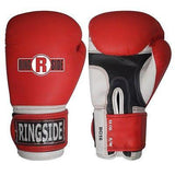 Ringside Boxing Pro Style Training Gloves - Red - Sedroc Sports