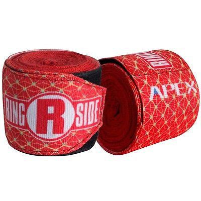 Ringside Boxing Apex Mexican Handwraps - Orange