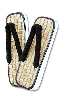 Straw Zori Sandals Japanese Shoes Mens & Womens Sizes Martial Arts - Sedroc Sports