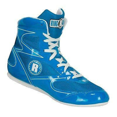 Ringside Diablo Low Top Boxing Shoes - Blue