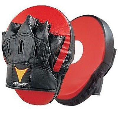 ProForce Thunder Curved Vinyl Focus Mitt