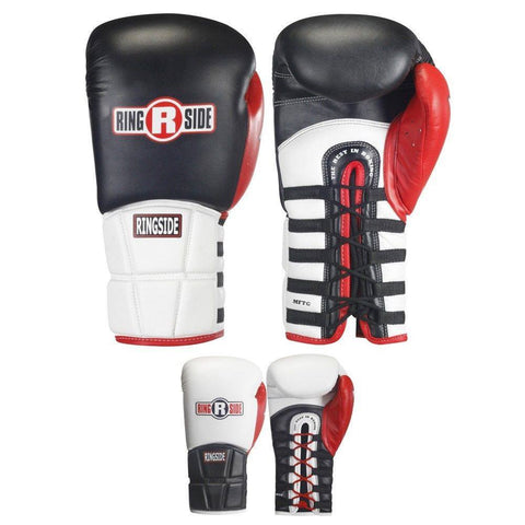 Ringside Boxing Pro Style IMF Tech Lace Up Training Gloves