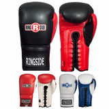 Ringside Boxing IMF Tech Lace Up Sparring Gloves - Sedroc Sports