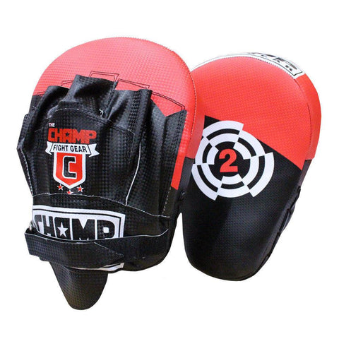 Champ Boxing Focus Mitts Punch Pads - Sedroc Sports