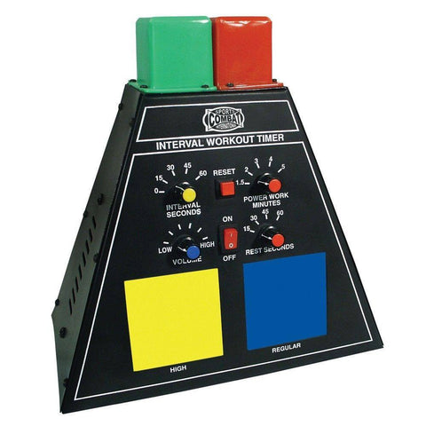 Combat Sports Boxing MMA Pyramid Interval Gym Timer - Sedroc Sports