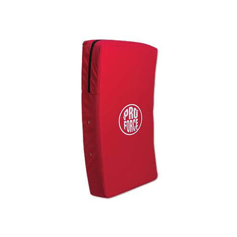 Proforce Ultra Curved Punch and Kick Body Shield - Red - Sedroc Sports