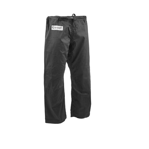 ProForce Gladiator Judo Jiu Jitsu Pants - Black - Sedroc Sports