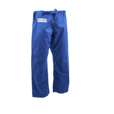 ProForce Gladiator Judo Jiu Jitsu Pants - Blue - Sedroc Sports