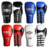 Ringside Pro Boxing Gloves IMF Tech Training Sparring Red Black Blue 8 10 12 oz - Sedroc Sports