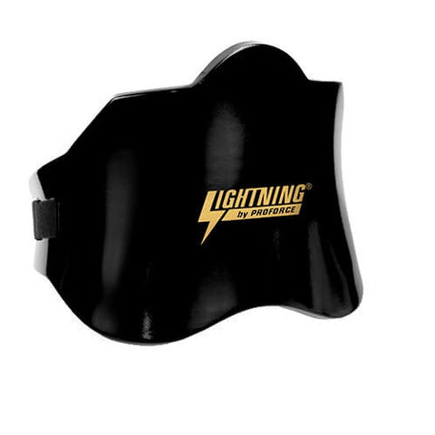 ProForce Lightning Male Rib Guard - Black