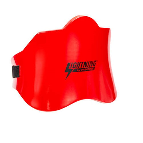 ProForce Lightning Male Rib Guard - Red - Sedroc Sports