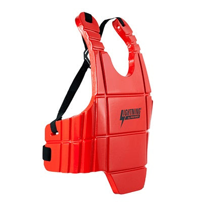 ProForce Lightning Sports Guard - Red - Sedroc Sports