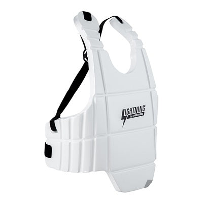 ProForce Lightning Sports Guard - White - Sedroc Sports