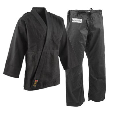 ProForce Gladiator Judo Uniform Gi - Black - Sedroc Sports