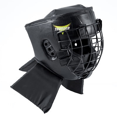 ProForce Thunder Padded Combat Head Guard with Face Cage