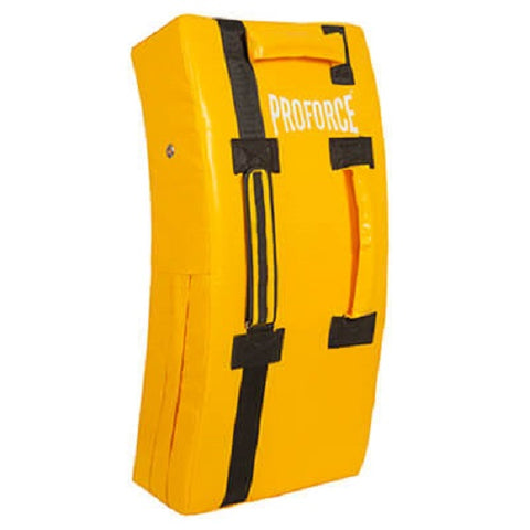 Proforce Velocity Curved Body Shield - Yellow - Sedroc Sports