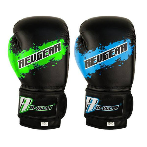Revgear Youth Deluxe Boxing Gloves - Sedroc Sports
