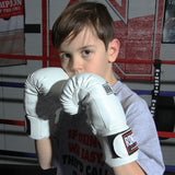 Ringside Father Son Boxing Bundle with Youth Gloves and Adult Punch Mitts Set - Sedroc Sports
