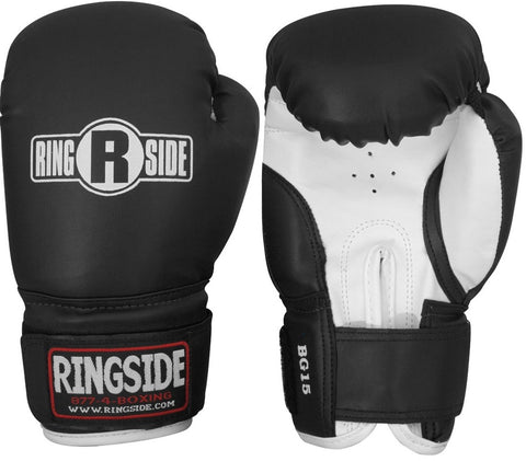 Central Club Adult Straight Focus Boxing Bag Mitts New Red