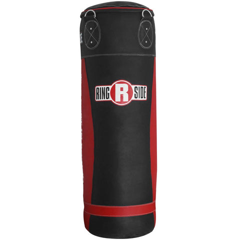 Ringside Unfilled Large Leather Heavybag