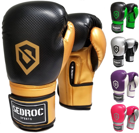 Sedroc Sports Vortex Boxing Gloves - Sedroc Sports