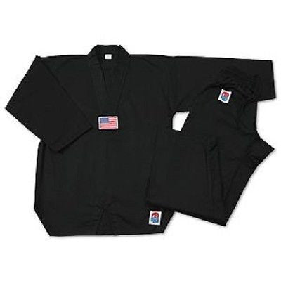 ProForce TKD Uniform Gi Tae Kwon Do - Black